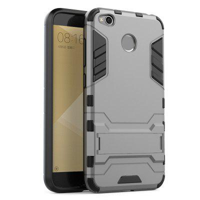 Luanke Anti-drop Bracket Cover for Xiaomi Redmi 4X