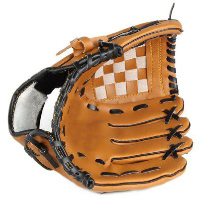 Leather Material Durable Baseball GlovesTeam Sports<br>Leather Material Durable Baseball Gloves<br><br>Package Content: 1 x Glove<br>Package size: 30.00 x 41.00 x 2.50 cm / 11.81 x 16.14 x 0.98 inches<br>Package weight: 0.3800 kg<br>Product weight: 0.3500 kg