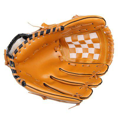 Leather Material Durable Baseball Gloves