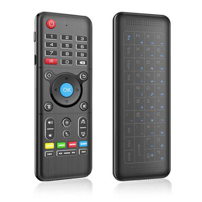 Wireless Remote Control Air Mouse Mini Keyboard Touchpad