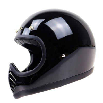 Moto - 3 Motorcycle Faddish Outdoor Riding HelmetMotorcycle Helmets<br>Moto - 3 Motorcycle Faddish Outdoor Riding Helmet<br><br>Accessories type: Motorcycle Helmet<br>Gender: Men<br>Material: ABS<br>Package Contents: 1 x Helmet<br>Package size (L x W x H): 33.00 x 27.00 x 27.00 cm / 12.99 x 10.63 x 10.63 inches<br>Package weight: 1.3000 kg<br>Product weight: 1.2000 kg<br>Type: Full Face