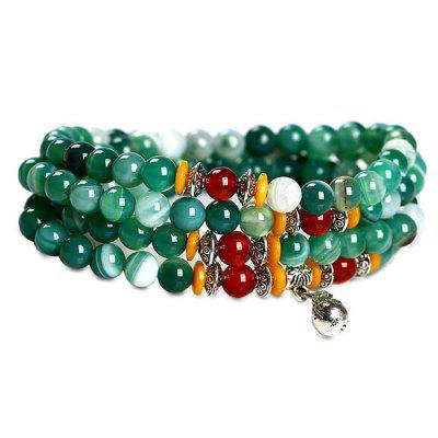 8mm Beads Stylish Women Bracelet