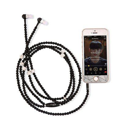 X2 Faddish Personality 3.5mm Wired Earphone