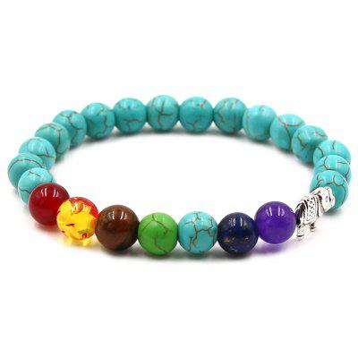 8mm Beads Trendy Unisex Yoga Bracelet