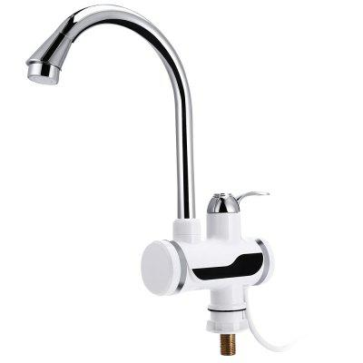 Electric Hot Water Heater Faucet with LED Digital Display