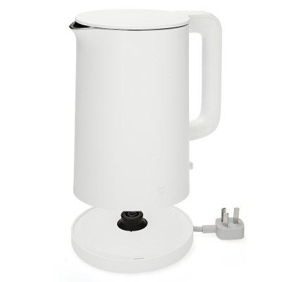Xiaomi 1.5L Electric Water KettleEletctic Kettle<br>Xiaomi 1.5L Electric Water Kettle<br><br>Brand: Xiaomi<br>Material: Stainless Steel<br>Package Contents: 1 x Electric Kettle<br>Package size (L x W x H): 20.80 x 20.80 x 27.70 cm / 8.19 x 8.19 x 10.91 inches<br>Package weight: 1.4540 kg<br>Power (W): 1800W<br>Product size (L x W x H): 15.00 x 15.00 x 23.00 cm / 5.91 x 5.91 x 9.06 inches<br>Product weight: 0.8970 kg<br>Type: Handheld<br>Voltage (V): 220V<br>Water Tank Capacity (ml): 1500