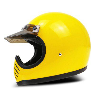 Motorcycle Modern Outdoor Riding Helmet