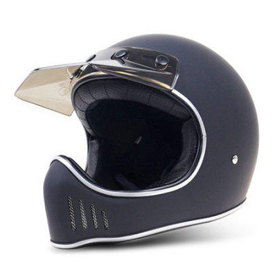 Moto - 4 Motorcycle Faddish Outdoor Helmet