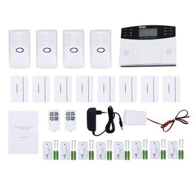 XINNUO CS85X Wireless Intelligent Voice Alarm Set
