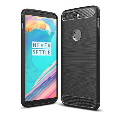 Luanke Brushed Finish Phone Case for OnePlus 5T