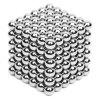 216pcs 5mm Magnetic Ball - SILVER
