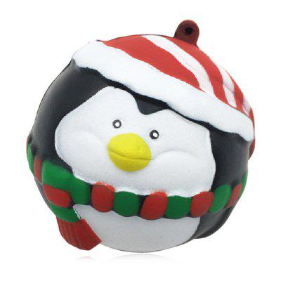 Christmas Style Slow Rising Squishy Toy