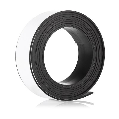 Rubber Soft Magnetic Sheet with 25mm Width