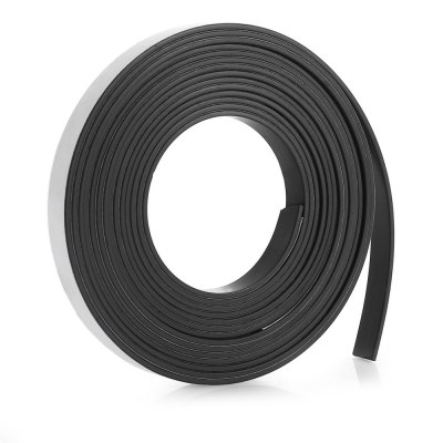 Rubber Soft Magnetic Sheet with 10mm Width