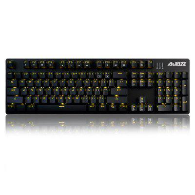 Ajazz AK52 NKRO USB Wired Gaming Mechanical Keyboard