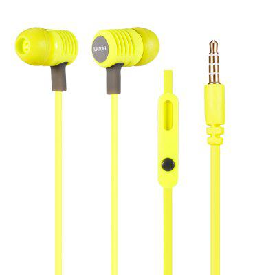 EV94 In-ear Sports Earphone with Remote and Mic