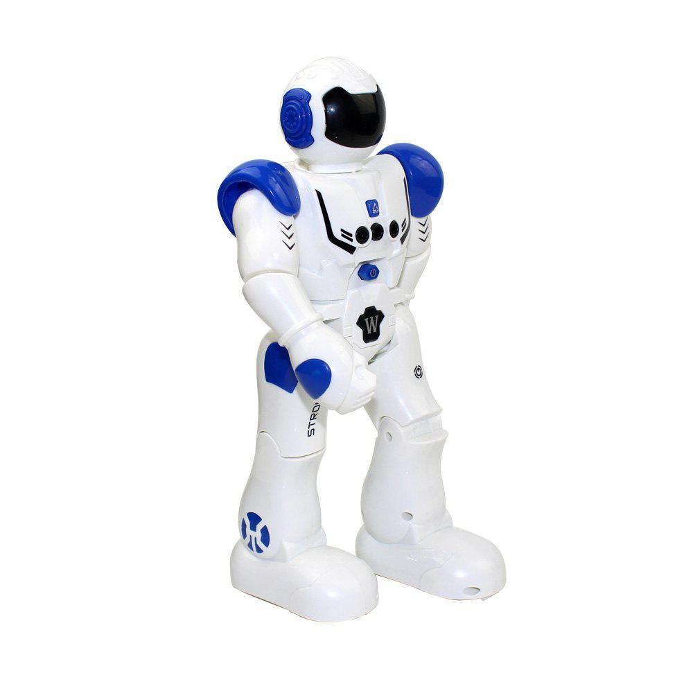 Utoghter HT9930 - 1 Gesture Control Smart Robot - BLUE
