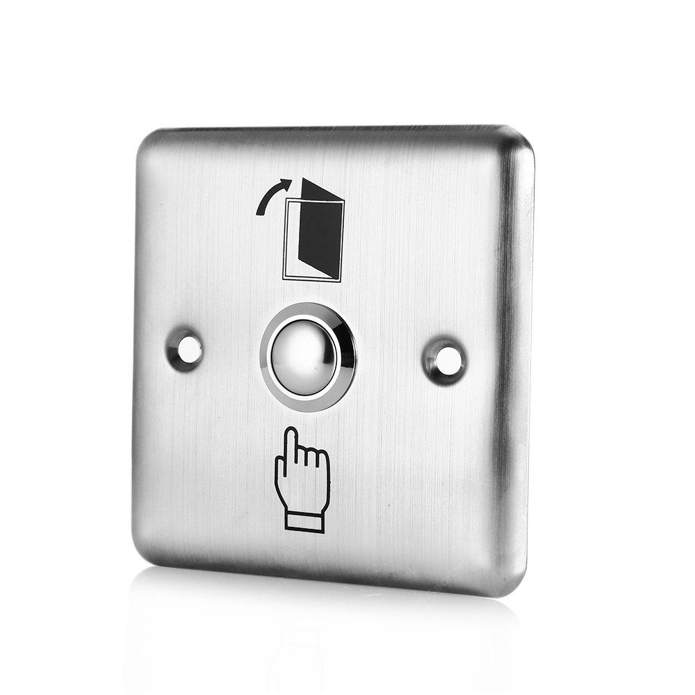 Stainless Steel Infrared Induction Door Switch
