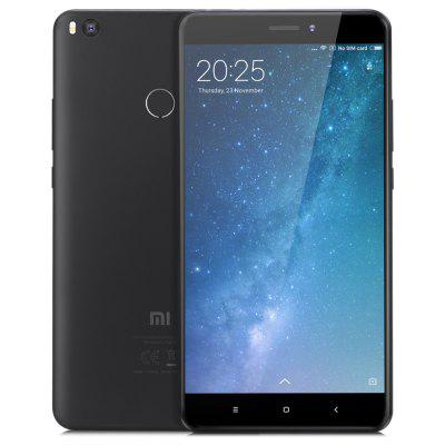 Xiaomi Mi Max 2 4G Phablet  -  GLOBAL VERSION 4GB RAM 64GB ROM  BLACK (entrepôt EU)