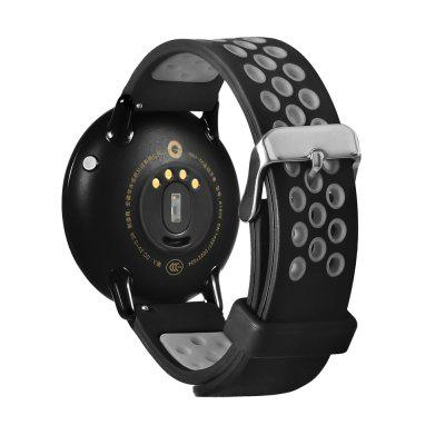 TAMISTER 22mm Silicone Strap for HUAMI Amazfit Smartwatch