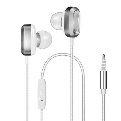 JZGSHARK E4 Dynamic / Moving-coil Unit In-ear Earphones