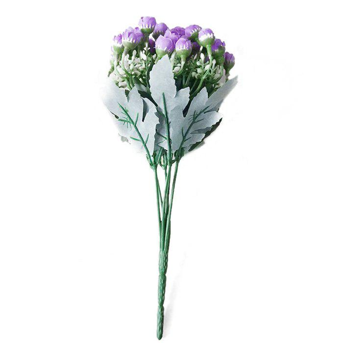 LmDec 17FZH07 Modern Artificial Flower 1PC