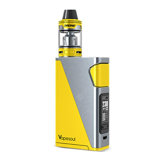 Vapesoul Adjustable Watt Vape Box Mod ZR230 Kit