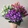 LmDec 17FZH07 Modern Artificial Flower 1PC - PURPLE