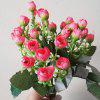 LmDec 17FZH05 Artificial Simulation Pink Flower Decoration - ROSA
