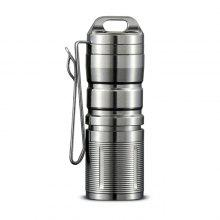 JETbeam Mini - TI XP - G2 Flashlight Keychain Decoration