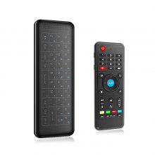 2.4GHz Wireless IR Remote Control Air Mouse Keyboard Touchpad