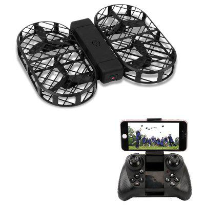 Dwi Dowellin D7 Foldable RC Drone WiFi Camera