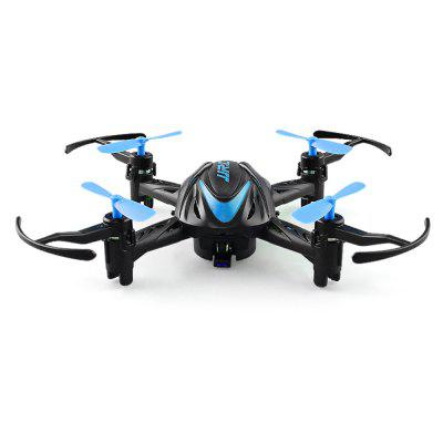JJRC H48 2.4GHz 4CH Micro RC Quadcopter - RTFRC Quadcopters<br>JJRC H48 2.4GHz 4CH Micro RC Quadcopter - RTF<br><br>Battery: 3.7V 100mAh lithium-ion<br>Brand: JJRC<br>Built-in Gyro: 6 Axis Gyro<br>Channel: 4-Channels<br>Charging Time.: 30-50mins<br>Compatible with Additional Gimbal: No<br>Control Distance: 0-50m<br>Detailed Control Distance: 10~15m<br>Features: No camera, Radio Control, Brushed Version<br>Flying Time: 4-6mins<br>Functions: With light, Up/down, Turn left/right, Slow down, Sideward flight, 3D rollover, Speed up<br>Kit Types: RTF<br>Level: Beginner Level<br>Model: H48<br>Model Power: Built-in rechargeable battery<br>Motor Type: Brushed Motor<br>Package Contents: 1 x Quadcopter ( Battery Included ), 1 x Transmitter, 4 x Spare Propeller, 1 x English Manual<br>Package size (L x W x H): 14.80 x 12.50 x 6.90 cm / 5.83 x 4.92 x 2.72 inches<br>Package weight: 0.1920 kg<br>Product size (L x W x H): 13.00 x 13.00 x 2.50 cm / 5.12 x 5.12 x 0.98 inches<br>Product weight: 0.0130 kg<br>Radio Mode: Mode 2 (Left-hand Throttle)<br>Remote Control: 2.4GHz Wireless Remote Control,IR Remote Control<br>Size: Micro<br>Transmitter Power: 4 x 1.5V AA battery(not included)<br>Type: Indoor