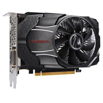Colorful GTX1060 Mini OC 6G New Gaming Graphics Card - BLACK