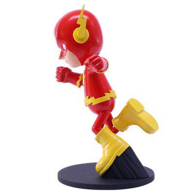 Cartoon Action Figure Hero Model Toy GiftMovies &amp; TV Action Figures<br>Cartoon Action Figure Hero Model Toy Gift<br><br>Completeness: Finished Goods<br>Gender: Unisex<br>Materials: PVC<br>Package Contents: 1 x Toy<br>Package size: 13.10 x 9.40 x 8.00 cm / 5.16 x 3.7 x 3.15 inches<br>Package weight: 0.0800 kg<br>Product size: 9.40 x 5.00 x 5.00 cm / 3.7 x 1.97 x 1.97 inches<br>Product weight: 0.0700 kg<br>Stem From: Europe and America<br>Theme: Movie and TV