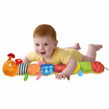 Multifunctional Educational Toy Music Worm for Baby
