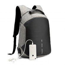 CTSmart USB Charging Anti-slip Backpack