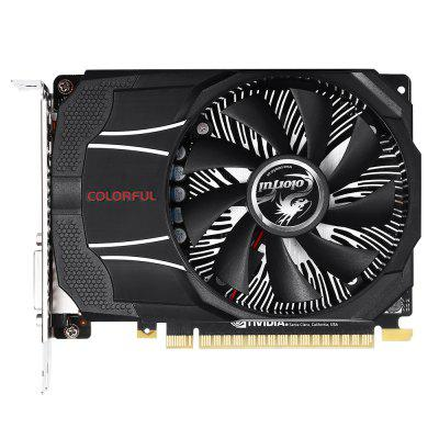 Colorful GTX1050Ti Mini OC 4G New Gaming Graphics Card