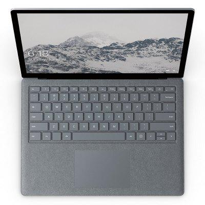 Microsoft Surface Laptop 16GB + 512GBLaptops<br>Microsoft Surface Laptop 16GB + 512GB<br><br>3.5mm Headphone Jack: Yes<br>AC adapter: 110-240V / 12V 2.58A<br>Battery / Run Time (up to): 14.5 hours video playing time<br>Battery Type: Li-polymer battery,  45000mAh<br>Bluetooth: 4.0<br>Brand: Microsoft<br>Caching: 4MB<br>Camera type: Single camera<br>Charger: 1<br>Charging Time.: 4 - 5 hours<br>Core: 2.5GHz, Dual Core<br>CPU: Intel Core i7 7660U<br>CPU Brand: Intel<br>CPU Series: Core i7<br>Display Ratio: 3:2<br>English Manual: 1<br>Facial Recognition: Supported<br>Front camera: 720P<br>Graphics Card Frequency: 300MHz - 700MHz<br>Graphics Chipset: Intel Iris Plus Graphics 640<br>Graphics Type: Integrated Graphics<br>Hard Disk Interface Type: SATA<br>Hard Disk Memory: 512GB SSD<br>Languages: Windows OS is built-in Chinese and English, and other languanges need to be downloaded by WiFi.<br>Largest RAM Capacity: 16GB<br>Material of back cover: Aluminium<br>MIC: Supported<br>Mini DP Port: Yes<br>Model: Surface<br>MS Office format: PPT, Word, Excel<br>Notebook: 1<br>OS: Windows 10<br>Package size: 35.00 x 26.00 x 6.20 cm / 13.78 x 10.24 x 2.44 inches<br>Package weight: 2.3100 kg<br>Picture format: GIF, BMP, PNG, JPG, JPEG<br>Power Consumption: 15W<br>Process Technology: 14nm<br>Product size: 30.80 x 22.32 x 1.45 cm / 12.13 x 8.79 x 0.57 inches<br>Product weight: 1.2500 kg<br>RAM: 16GB<br>RAM Slot Quantity: One<br>RAM Type: DDR4<br>Screen resolution: 2256 x 1504<br>Screen size: 13.3 inch<br>Screen type: PixelSense, IPS, Touch Screen<br>Skype: Supported<br>Speaker: Dolby Audio<br>Threading: 4<br>Touchscreen: Support<br>Type: Notebook<br>Usage: Office, Business<br>USB Host: Yes (USB 3.0)<br>WIFI: 802.11a/b/g/n wireless internet<br>Youtube: Supported