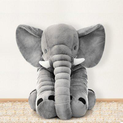 20cm Elephant Style Plush Animal