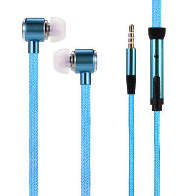 M3 In-ear Bass Earphones with Shoelace Wire 12Jan