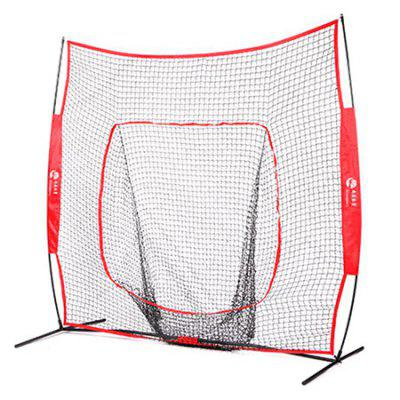Large Mesh Baseball Practice Net with Pocket