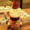 Candy Jar with Elk Style for Kids in Christmas - BROWN