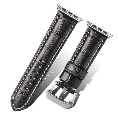 ROPS F06 Genuine Leather Watch Band for iWatch