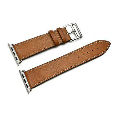 Stylish Genuine Leather Watch Band for iWatch