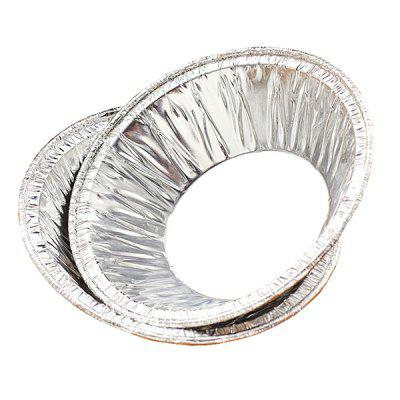 Tin Foil Health Safety Cake Base 250PCSCake Molds<br>Tin Foil Health Safety Cake Base 250PCS<br><br>Material: Aluminium<br>Package Contents: 250 x Cake Base<br>Package size (L x W x H): 10.00 x 3.00 x 6.00 cm / 3.94 x 1.18 x 2.36 inches<br>Package weight: 0.3000 kg<br>Product size (L x W x H): 7.70 x 2.20 x 4.70 cm / 3.03 x 0.87 x 1.85 inches<br>Product weight: 0.2800 kg<br>Type: Bakeware