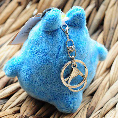 WUIBN Lovely Cartoon Image Key Chain Hang DecorationKey Chains<br>WUIBN Lovely Cartoon Image Key Chain Hang Decoration<br><br>Brand: WUIBN<br>Design Style: Fashion<br>Gender: Unisex<br>Materials: Plush<br>Package Contents: 1 x Key Ring<br>Package size: 12.00 x 7.00 x 5.00 cm / 4.72 x 2.76 x 1.97 inches<br>Package weight: 0.0550 kg<br>Product size: 10.00 x 5.00 x 2.00 cm / 3.94 x 1.97 x 0.79 inches<br>Product weight: 0.0500 kg<br>Stem From: Japan<br>Theme: Hang Decoration,Movie and TV