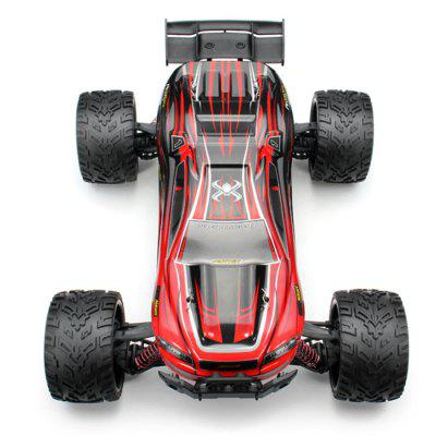 9116 1/12 Scale 2WD 2.4G 4CH RC Monster Truck - RTR high speed big rc car 9116 1 12 2wd brushed rc monster truck rtr 2 4ghz good children toy