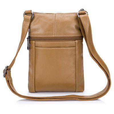 BULLCAPTAIN Casual Genuine Leather Male Shoulder BagCrossbody Bags<br>BULLCAPTAIN Casual Genuine Leather Male Shoulder Bag<br><br>Brand: BULLCAPTAIN<br>Closure Type: Zip<br>Features: Wearable<br>For: Traveling, Shopping, Daily Use<br>Gender: Men<br>Material: Leather<br>Package Size(L x W x H): 19.00 x 5.50 x 26.00 cm / 7.48 x 2.17 x 10.24 inches<br>Package weight: 0.3200 kg<br>Packing List: 1 x Shoulder Bag<br>Product Size(L x W x H): 17.00 x 3.50 x 24.00 cm / 6.69 x 1.38 x 9.45 inches<br>Product weight: 0.3000 kg<br>Style: Fashion, Casual<br>Type: Shoulder bag