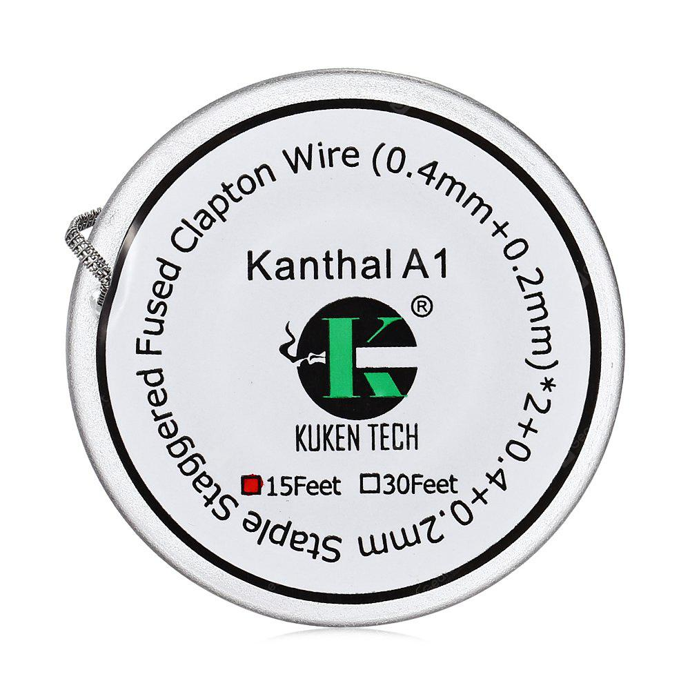 Kuken Tech Staple Staggered Fused Clapton Wire